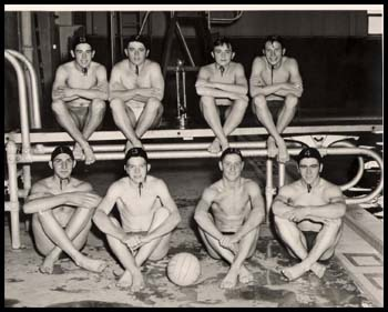 SportsVancouver1955SwimTeamLesFoote